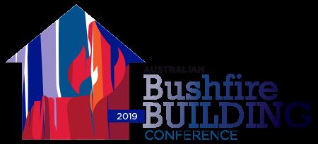 bushfire building conference logo